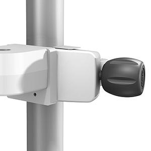 Post/Pole Mounts | GCX Medical Mounting Solutions