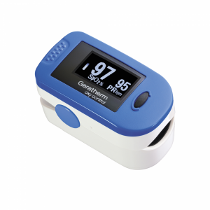 digital pulse oximeter