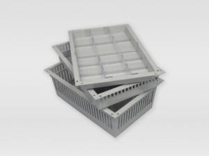 H+H FlexModul® - ISO Modular Tray