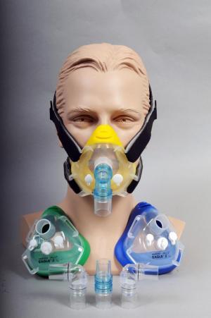 Hans Rudolph, inc.  Eagle 1 & 2 EMS/NIV Masks