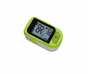 ADULT PULSE OXIMETER MD300C15D, ECO MODEL WITH BLACK POUCH