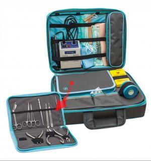 CASE ELITE BAGS PODIA GRAY (EB00.011)