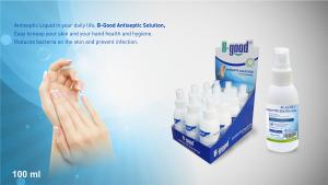 100 ml ANTISEPTIC SOLUTION | B-GOOD