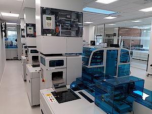 Sumetzberger: Lab automation