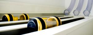 Hospital pneumatic tube system -  Sumetzberger: Hospital system