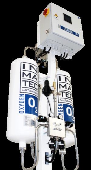 IMT PO OnGo - INMATEC oxygen generator
