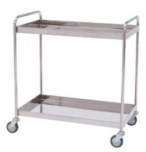 Distribution trolley, stainless steel structure Inmoclinc 10130