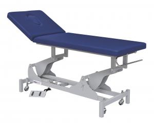 Examination and treatment table. Steel structure with epoxy. Inmoclinc 14775