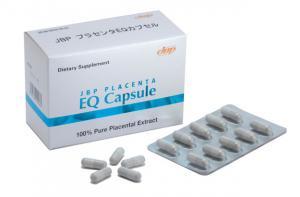 JBP Placenta EQ Capsule | Japan Bio Products Co., Ltd.