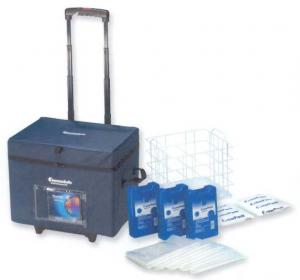 Thermosafe Blood Transporter