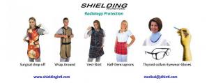 Shielding X-Ray Protective Apparel and Equipment