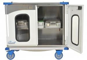 Pedigo Revolution Case cart