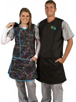 Vest skirts X-Ray protective Aprons