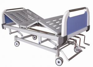 YXZ-C-012 Manual hospital bed(3 function)