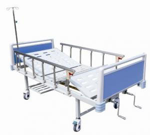 YXZ-C-014 Manual hospital bed(2 function)