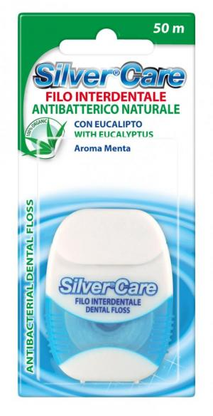 SILVER CARE DENTAL FLOSS
