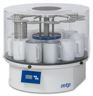 Slee MTP Automatic carousel  Spin Tissue Processor