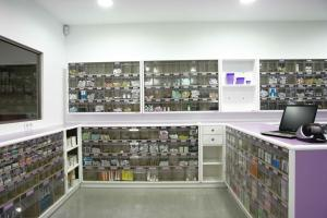Design and Furniture installation of Hospital Pharmacies