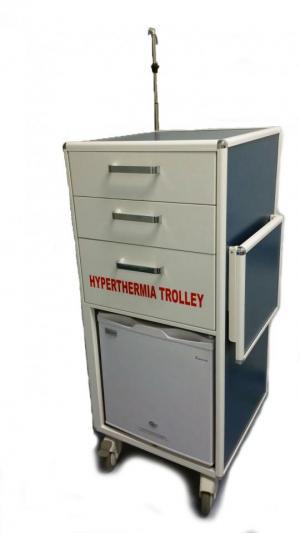Hyperthermia Trolley