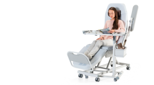 SALSA therapy chairs are ideal for hospitals and clinical practices