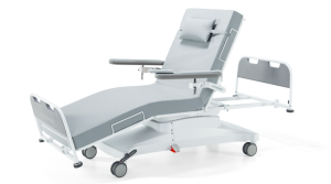 SELEXA - bed chair for dialysis, post-operative recovery rooms and oncology