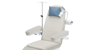 SENSA - Medical chair for Dialysis, Oncology, Infusion, blood donation, Day clinics. Also for Pain clinics, geriatric care, rehab and many more.