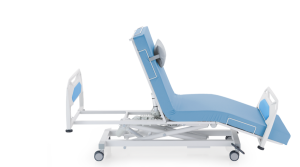 SILOVO - Combines comfort of a bad and flexibility of a treatment chair