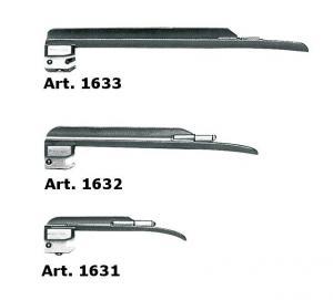 1638 Miller laryngoscope