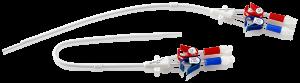 Medcomp® | Hemo-Flow® Long Term Hemodialysis Catheters