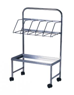 BEDPAN CART MS-32::Medical Master