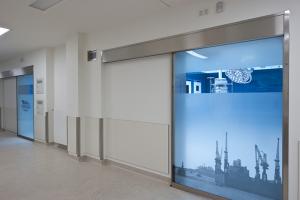 MEDglas® DOOR - Medik Hospital Design GmbH - MEDIK Hospital Design GmbH