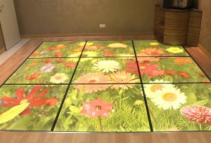 MEDglas® SPECIALS - Floor Motives - Medik Hospital Design GmbH - MEDIK Hospital Design GmbH