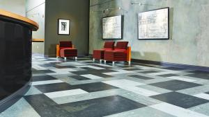 Rubber Minerality™ Rubber Tile and Plank | Tarkett