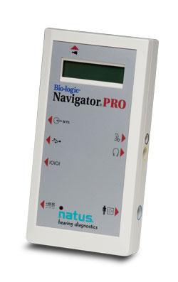 Natus Medical Incorporated - Bio-logic Hearing Diagnostics - Navigator Pro Diagnostic ABR