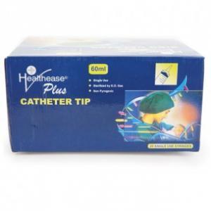 Catheter Tip - 3 part Latex Free Syringe