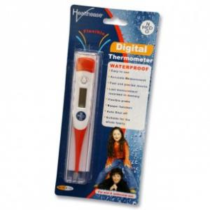 Digital Waterproof Thermometer ( Flexible Tip)