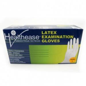 Examination Gloves Non Sterile Lightly Powdered