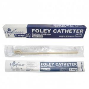 Foley Catheter Silicone Coated Two Way