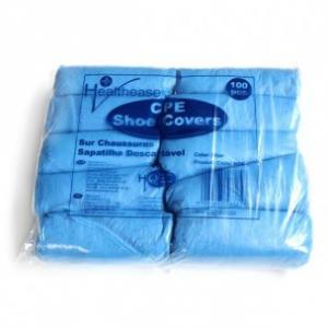 Plastic CPE Shoe Cover
