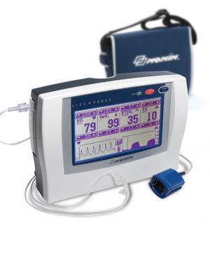 Nonin Medical Inc. - LifeSense<sup>®</sup> WIDESCREEN<sup>™</sup> Capnograph/Pulse Oximeter