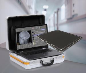 The compact X-ray suitcase solution for mobile use