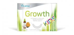 YSANA® GROWTH, KIDS FOOD SUPPLEMENT