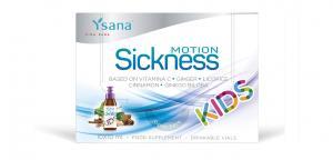 YSANA® MOTION SICKNESS, KIDS FOOD SUPPLEMENT