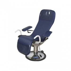 Deneo®, concentrated innovation in a blood sampling chair