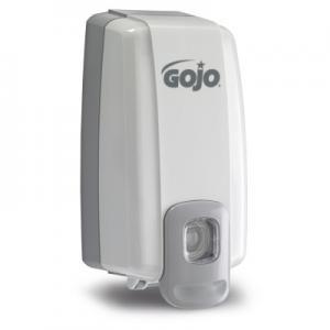 GOJO® NXT® SPACE SAVER™ Dispenser Push-Style Dispenser for GOJO® Lotion Soap, Shower Soap or Lotion