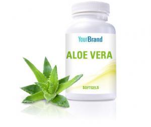 Aloe Vera Softgels Supplement Manufacturer - Robinson Pharma, Inc.