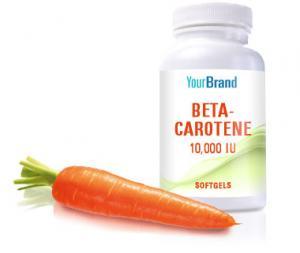Beta-Carotene Supplement Manufacturer - Robinson Pharma, Inc.