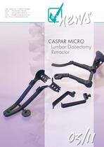 RZ Medizintechnik | CASPAR MICRO Lumbar Discectomy Retractor