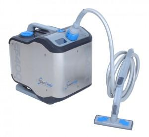 SP400 steam generators for healthcare sector |SANIVAP
