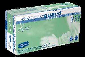 Semperguard Nitrile Xenon powder-free